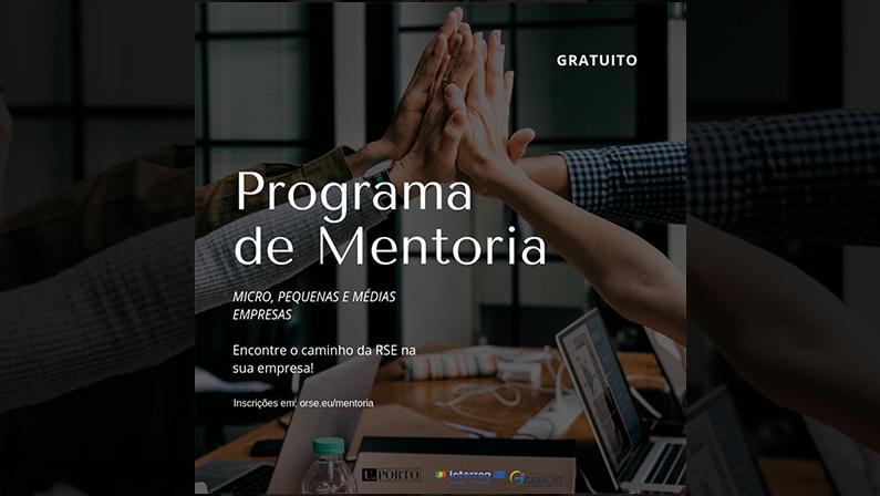 CONVITE para Mentoria em RSE | Programa Europeu  GEMCAT