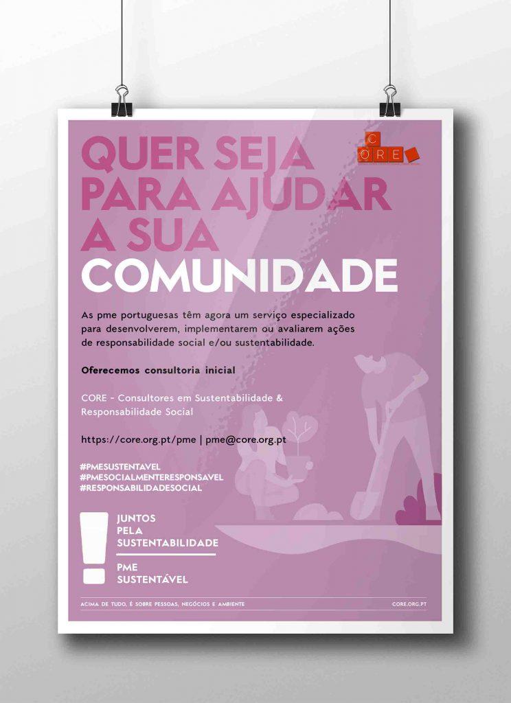 PME & Responsabilidade Social - Comunidade